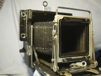 '     5x4 Crown Graphic Field Camera ' - 4x5 Crown Graphic 5x4 Field Camera £149.99
